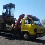 Tractari utilaje agricole Arad